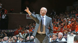 Character Formation in Elite Athletics: UVA Assistant Basketball Coach Brad Soderberg